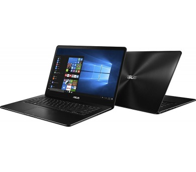 "ASUS UX550VE-BO104T i7-7700HQ/8GB/512GB M.2 SSD/GeForce GTX 1050 Ti/15,6"" FHD Touch IPS lesklý/BT/W10 Home/Black + DOPRAVA ZDARMA"