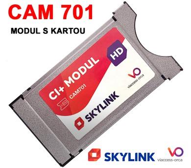 CAM701 MODUL S KARTOU SKYLINK VO Neotion + DOPRAVA ZDARMA