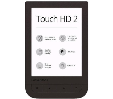 E-book POCKETBOOK 631+ Touch HD 2