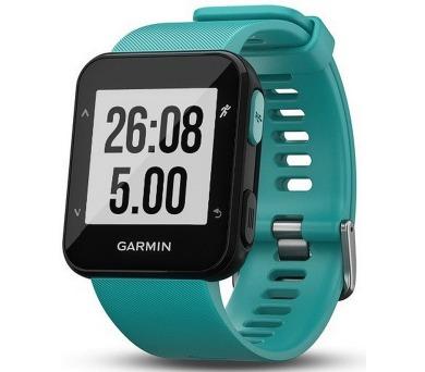 GARMIN GPS sportovní hodinky Forerunner 30 Optic modré