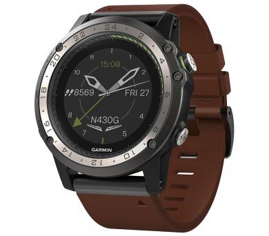 GARMIN GPS chytré hodinky pro piloty D2 Charlie Optic