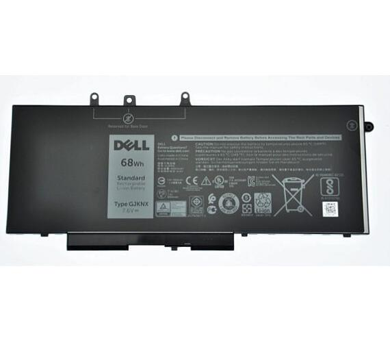 Dell Baterie 4-cell 68W/HR LI-ON pro Latitude NB + DOPRAVA ZDARMA