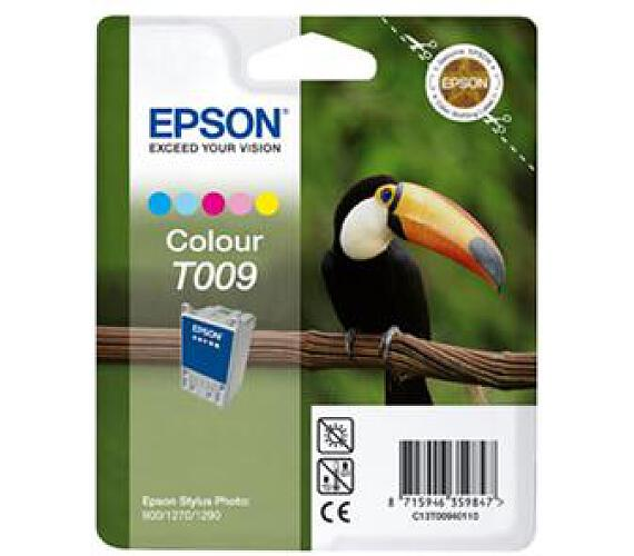 EPSON Ink ctrg barevná pro SP 900/1270/1290 T0094 (C13T00940110) + DOPRAVA ZDARMA