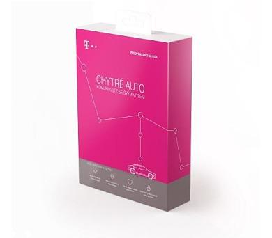 T-Mobile Chytré auto + Sygic + DOPRAVA ZDARMA