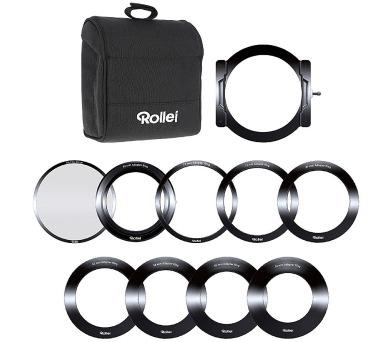Rollei Pro Filter Holder Set Mark II/ držák filtru o velikosti 100 mm (26229)