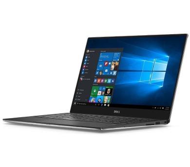 "DELL XPS 13 (9360) Touch/ i5-7300U/ 8GB/ 256GB SSD/ 13.3"" QHD+ dotykový/ FPR/ W10/ stříbrný/ 2YNBD on-site (TN-9360-N2-513S)"