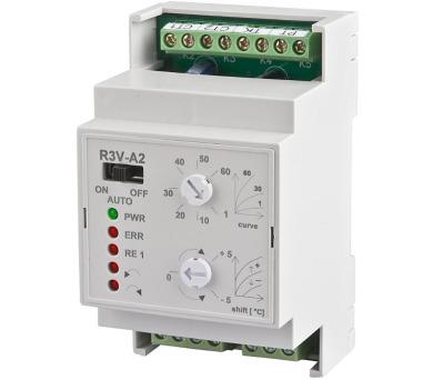 ELEKTROBOCK Regulátor tří/čtyřcestných ventilů R3V-A2 EB04424