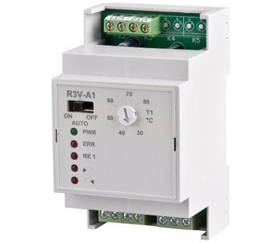 ELEKTROBOCK Regulátor tří/čtyřcestných ventilů R3V-A1 EB04423