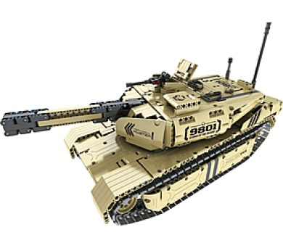Tank Buddy Toys BCS 2101 RC Maxi + DOPRAVA ZDARMA