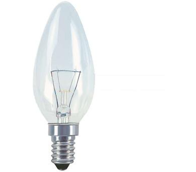 Žárovka otřesu vzdorná E14 25W teplá bílá
