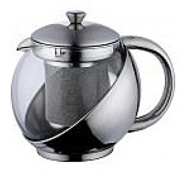 RENBERG Konvice na čaj nerez 1,1 l