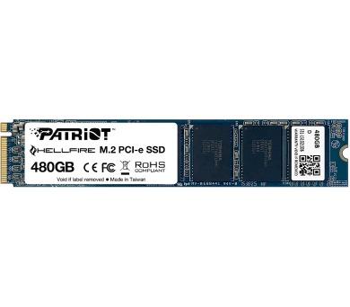 PATRIOT Hellfire M.2 2280 PCIe