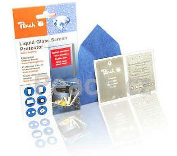 PEACH Tekuté tvrzené sklo PA109 - ochranná NANO vrstva pro displeje telefonů + DOPRAVA ZDARMA