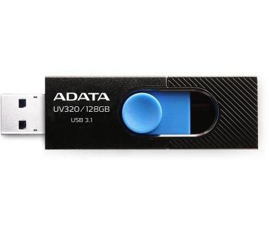 ADATA USB UV320 16GB black/blue (USB 3.0) (AUV320-16G-RBKBL)