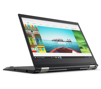 "Lenovo Yoga 370/ i5-7200U/8GB / 256GB SSD/ Intel HD 620/ 13,3"" FHD IPS MultiTouch/ W10P/ černý"