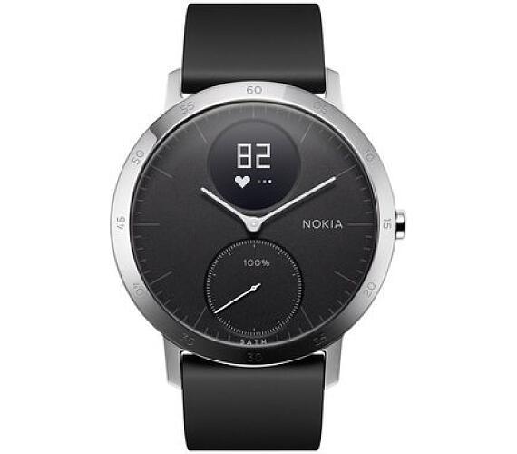 Nokia Steel HR 40mm - černá (HWA03-40black-All-Inter)