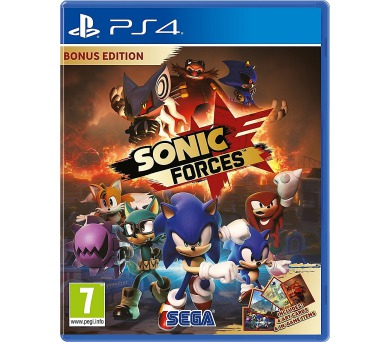 PS4 - Sonic Forces Bonus Edition + DOPRAVA ZDARMA