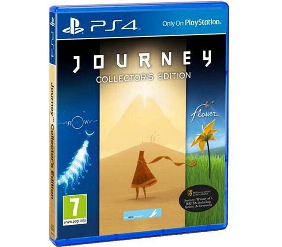 PS4 - Journey Collectors Edition - 11/17