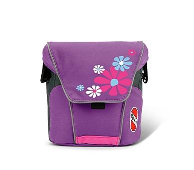 Taška na řídítka pro koloběžky a jízdní kola lovely fialová
