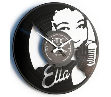 Discoclock 092 Ella Fitzgerald 30cm + DOPRAVA ZDARMA
