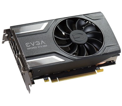 EVGA GeForce GTX 1060 SC GAMING / PCI-E / 6144MB GDDR5 / 3x DP / HDMI / DVI (06G-P4-6163-KR)