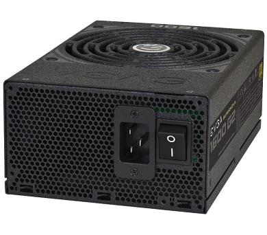 EVGA zdroj SuperNOVA 1600 G2 1600W / modulární kabeláž / 80 Plus gold (120-G2-1600-X2) + DOPRAVA ZDARMA