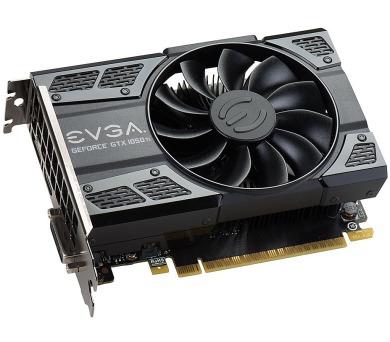EVGA GeForce GTX 1050 Ti GAMING / PCI-E / 4096MB GDDR5 / DVI-D / HDMI / DP / Active (04G-P4-6251-KR)