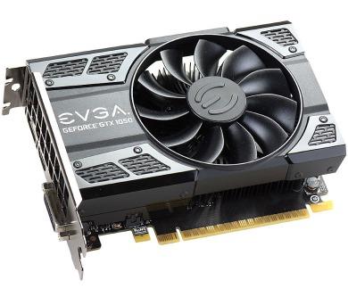 EVGA GeForce GTX 1050 Ti SC GAMING / PCI-E / 4096MB GDDR5 / DVI-D / HDMI / DP / Active