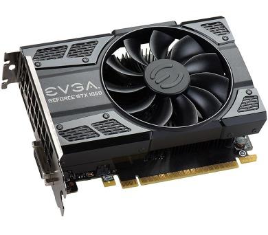 EVGA GeForce GTX 1050 SC GAMING / PCI-E / 2048MB DDR5 / DVI-D / DP / HDMI