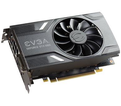 EVGA GeForce GTX 1060 GAMING / PCI-E / 3072MB GDDR5 / 3x DP / HDMI / DVI (03G-P4-6160-KR)