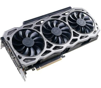EVGA GeForce GTX 1080 Ti FTW3 GAMING / 11GB GDDR5X / 3xDP / HDMI / iCX chladič (11G-P4-6696-KR)