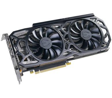 EVGA GeForce GTX 1080 Ti SC Black Edition GAMING / 11GB GDDR5X / 3xDP / HDMI / iCX chladič (11G-P4-6393-KR)