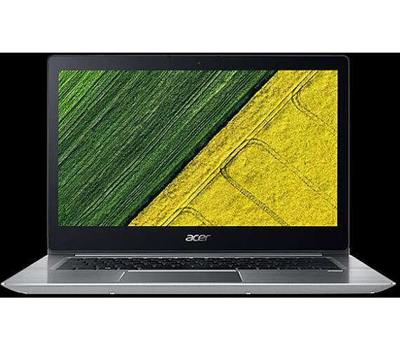 "Acer Swift 3 (SF314-52-55G6) Core i5-8250U/8GB+N/A/512GB SSD+N/14""FHD LCD/HD Graphics/W10 Home/Silver (NX.GQGEC.002)"