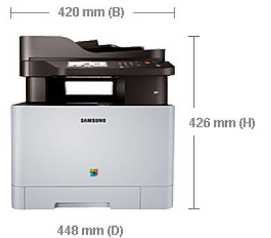HP - Samsung SL - C1860FW,A4,18/18ppm,až 9600x600dpi,PCL6+PS,256MB,USB,ethernet,wifi,fax (SS205E#ELS) + DOPRAVA ZDARMA