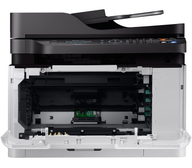 HP - Samsung SL - C480FW,A4,18/4ppm,2400x600dpi,SPL,128MB,USB,ethernet,wifi,NFC,fax