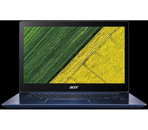 """Acer Swift 3 (SF314-52G-54HC) Core i5-8250U/8GB+N/A/512GB SSD+N/14"""" FHD IPS LCD/GF MX150/W10 Home/Blue (NX.GQWEC.001)"""