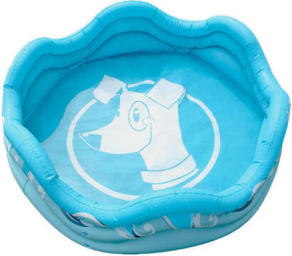 Alcott nafukovací bazén pro psy modrý + DOPRAVA ZDARMA