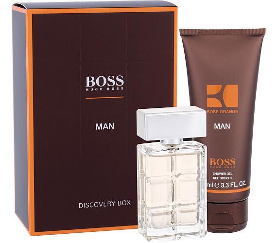 Toaletní voda HUGO BOSS Boss Orange Man