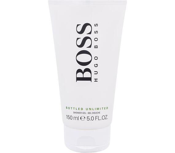 Sprchový gel Hugo Boss No.6 Unlimited