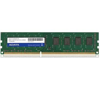 2GB DDR3 1333MHz ADATA CL9 retail