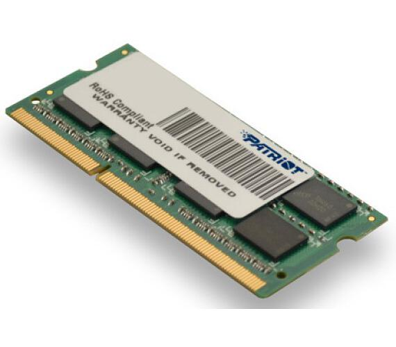 SO-DIMM 8GB DDR3-1333MHz PATRIOT