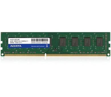 4GB DDR3L-1600MHz ADATA CL11 1,35V
