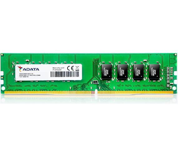 8GB DDR4-2400MHz ADATA CL17 1024x8 (AD4U240038G17-R)
