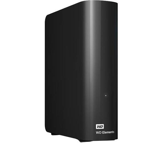 "HDD ext. 3,5"" Western Digital Elements Desktop 6TB - černý"