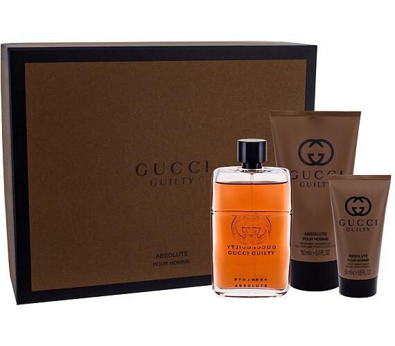 Gucci Guilty Absolute Pour Homme + DOPRAVA ZDARMA