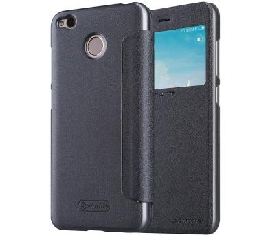 Nillkin Sparkle S-View Black Xiaomi Redmi 4X (8595642262272)