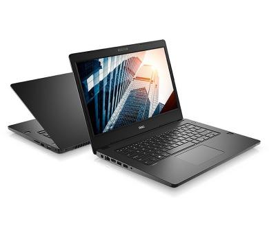 """DELL Latitude 3480/i3-6006U/4GB/500GB HDD/Intel HD/14"""" HD/Win 10 Pro/Black"""