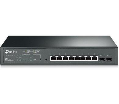 TP-Link T1500G-10MPS 8xGb 2xSFP smart sw. 116W POE+ + DOPRAVA ZDARMA