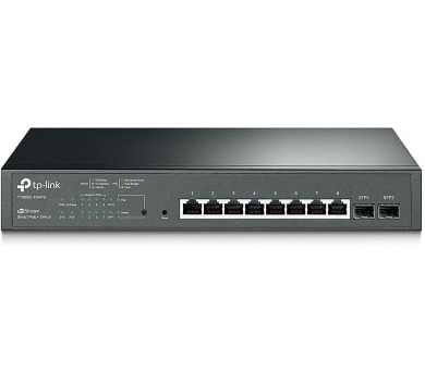 TP-Link T1500G-10MPS PoE switch