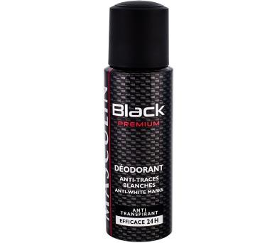 Deodorant Bourjois Paris Masculin Black Premium